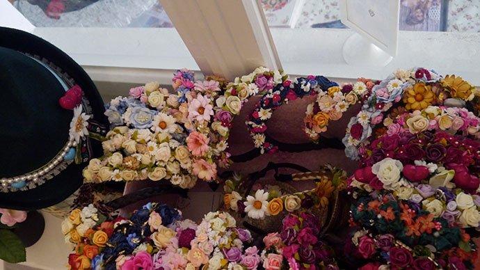 Blumenkränze von Miss Piecemaker